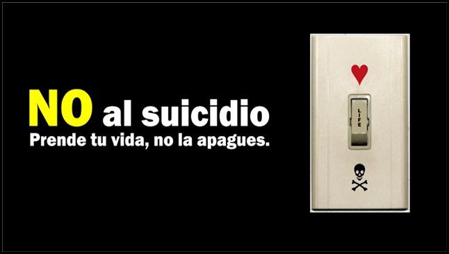 Dia mundial para la prevención del suicidio
