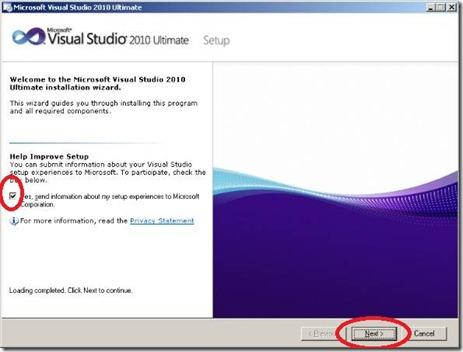 Cara Aktivasi Visual Studio 2010.1