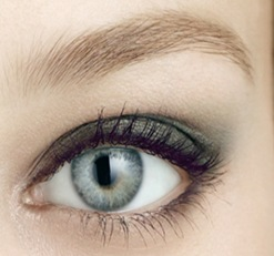 Clarins Autumn 2012 Make-up Model