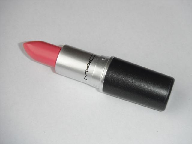 Mac Lipstick In Chatterbox