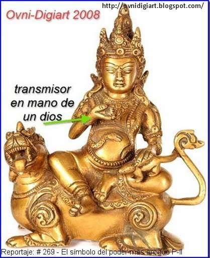 dios con transmisor