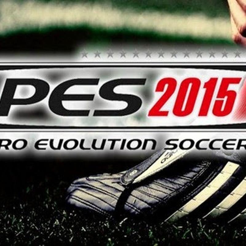 Pro Evolution Soccer 2015: Data de Lançamento, Imagens & GamePlay [Video]