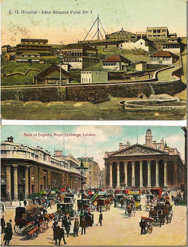 first-postcards
