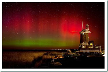 northern lights cley nfk 12 9 14