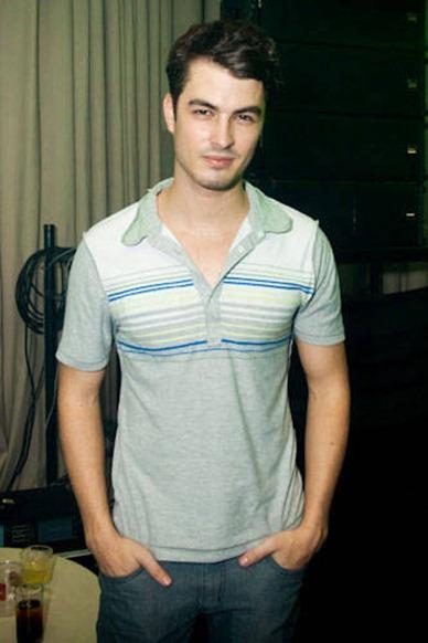 Callum David 24 DJ model