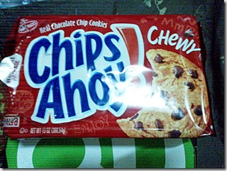 chewy chips ahoy, 240baon