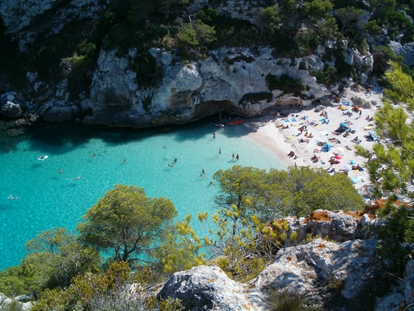 شواطئ اسبانيا
