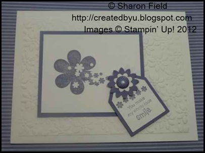 Fresh vintage, cas for senior stamping groups