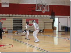 fencing tournament 09