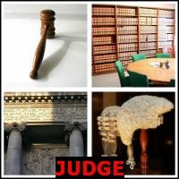 JUDGE- Whats The Word Answers