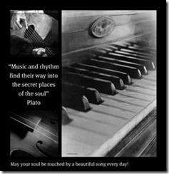 music piano opening