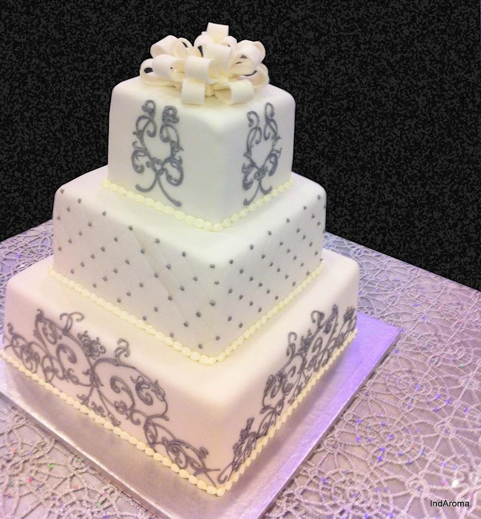 Melissa & Peter Cake