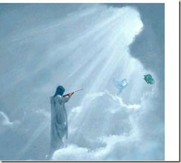 cielo paraiso humor ateismo biblia grafico religion dios jesus (56)