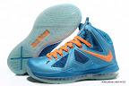 lbj10 fake colorway china 1 05 Fake LeBron X