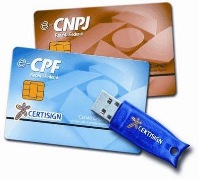 Certificado Digital ICP Brasil Conectividade Social do FGTS 2011 prorrogado pela CEF para 30/06/2012