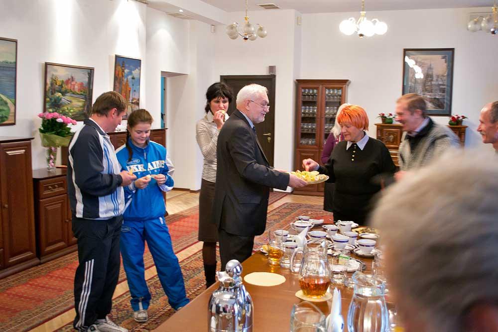 Харьковские кроссмены в польском Консульстве - 60