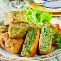 resep lauk sehat nugget sayur