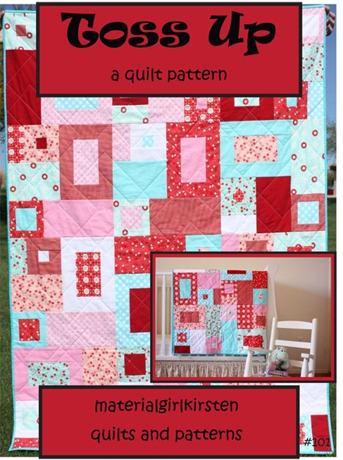 toss up quilt pattern