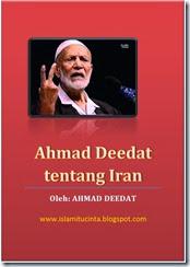 Ahmad Deedat tentang iran