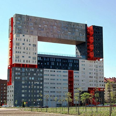 42. Edificio Mirador (Madrid, España)