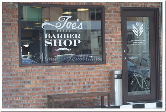Joe&#39;s 47500 Barbershop