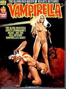 Vampirella May 77