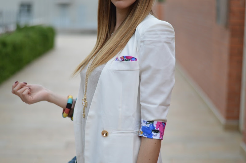 Zara pants, Converse, Converse sneakers, all star, all star sneakers, primark, primark sunglasses, primark necklace, miu miu, miu miu bag, fashion blogger, fashion blogger italiane, elisa taviti, my fantabulous world, fashion blogger italiane, white jacket