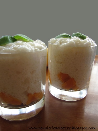 Coconut Mango Tapioca Pudding 4