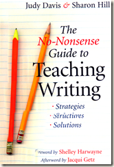 The No-Nonsense Guide to Teaching Writing cover