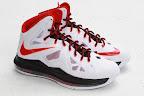 nike lebron 10 gr miami heat home 5 01 Release Reminder: Nike LeBron X MIAMI HEAT Home