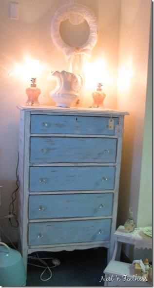 0210 Blue White dresser