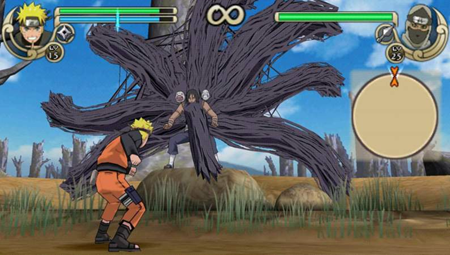 Free Download Naruto Shippuden Ultimate Ninja Impact (English) PSP Game Rom
