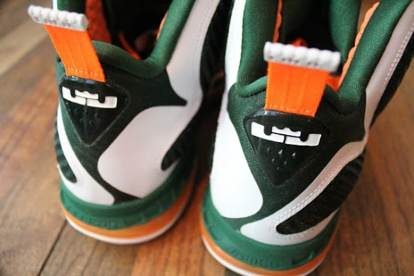 Release Reminder Nike LeBron 9 8220University of Miami8221