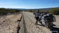 Bolivianische Hauptstraße
