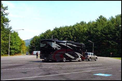 04 - Virginia Welcome Center Rest Stop 100 miles