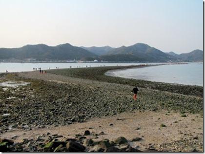 Laut Terbelah Di Korea 2