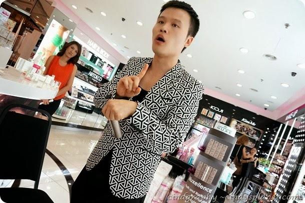 Ryan Lau NUXE guest speaker