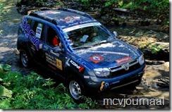 Dacia Duster Balkan Bresau Rally 2012 09