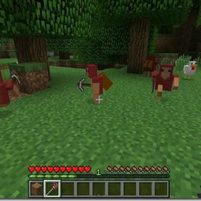 Minecraft - Evil Minions Mod (1.2.3)