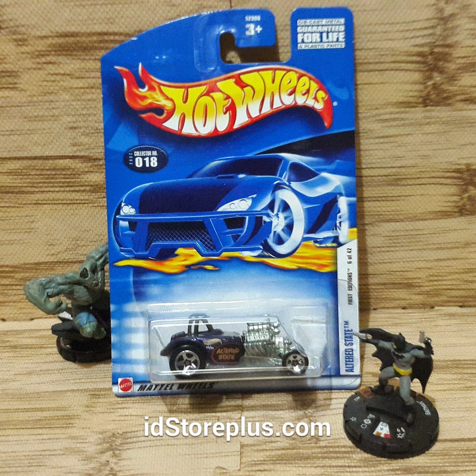 DEWA HOT WHEELS 2002 HOT WHEELS FORST EDITIONS ALTERED STATES