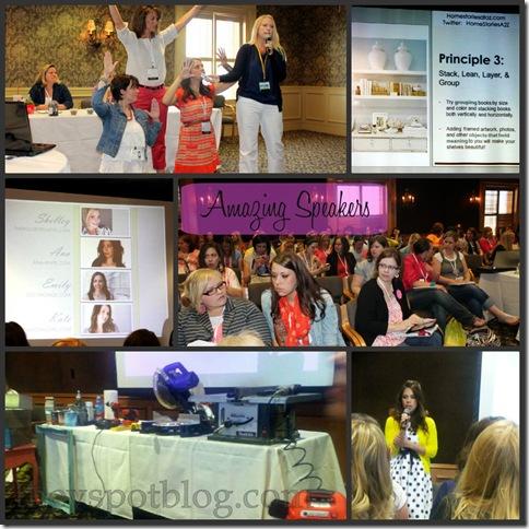 speakers, panelist, education, snap