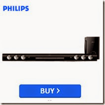 Infibeam: Buy Philips HTB 5151K Bluetooth Blu Ray Sound Bar Rs. 28512
