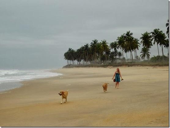 Elmina walk