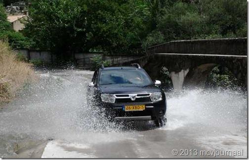 Vakantie Dacia Duster 2013 01