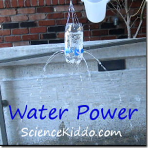 Water Power from The Science Kiddo