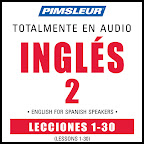 ESL Spanish Phase2 PIMSLEUR: Curso de Inglés para Hispanohablantes (English for Spanish Speakers)