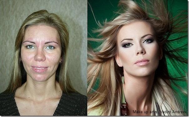 A mágica da maquiagem (4)
