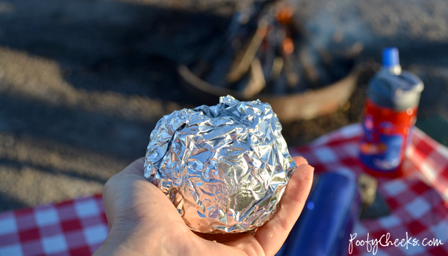 Chicken Bouillon Onion #camping #recipe