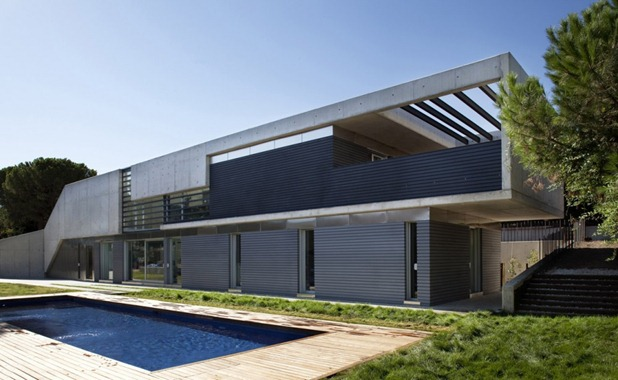 roncero house by alt arquitectura 1