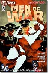 P00002 - Men of War #2 - Above The